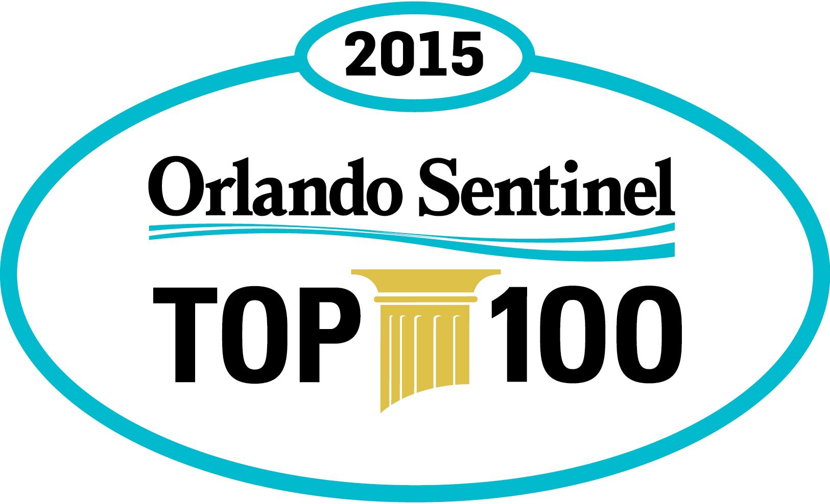 Orlando Sentinel Top 100 - 2015