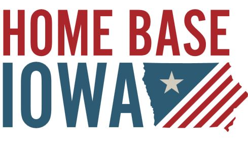Homebase Iowa Logo