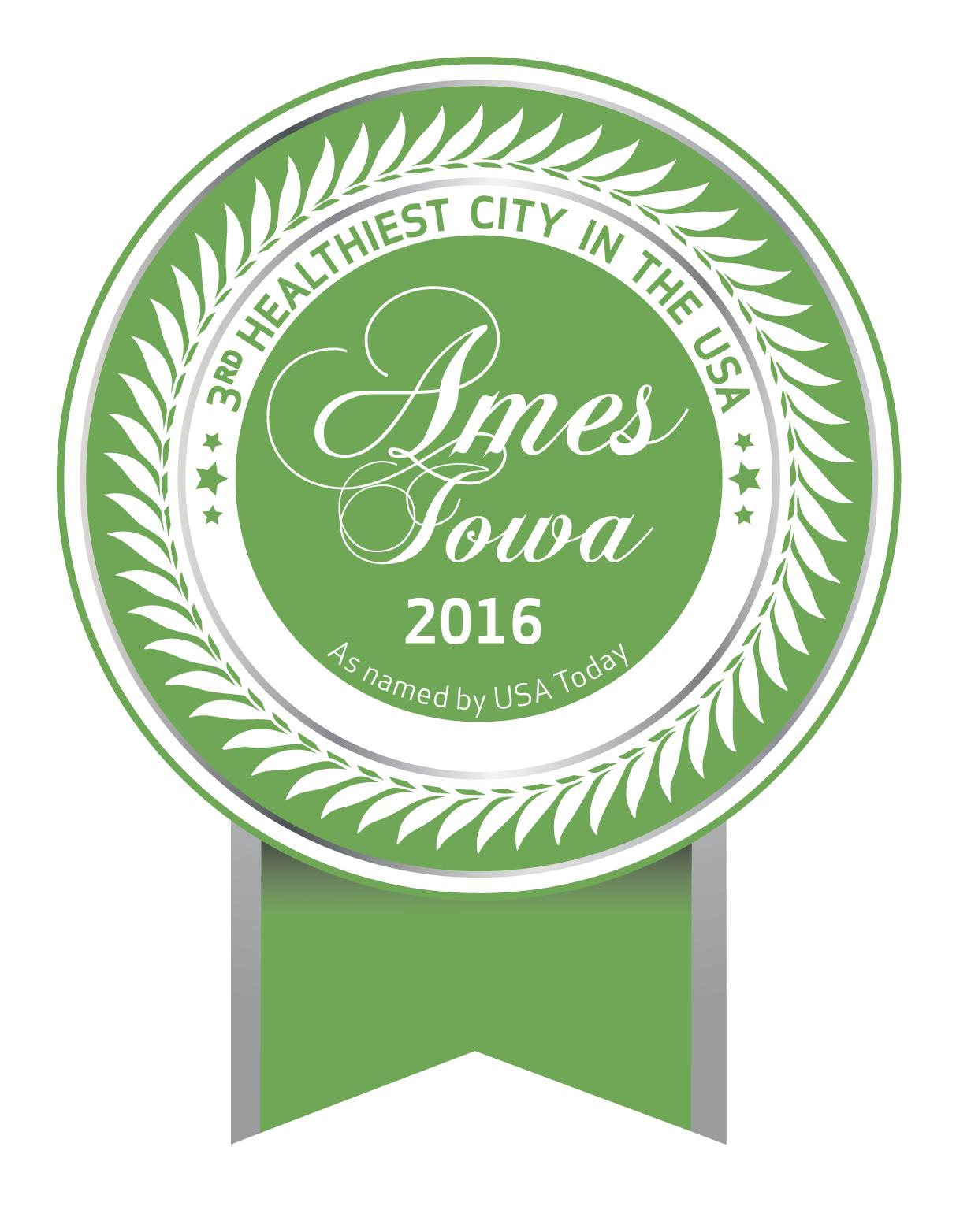 Healthiest City Logo
