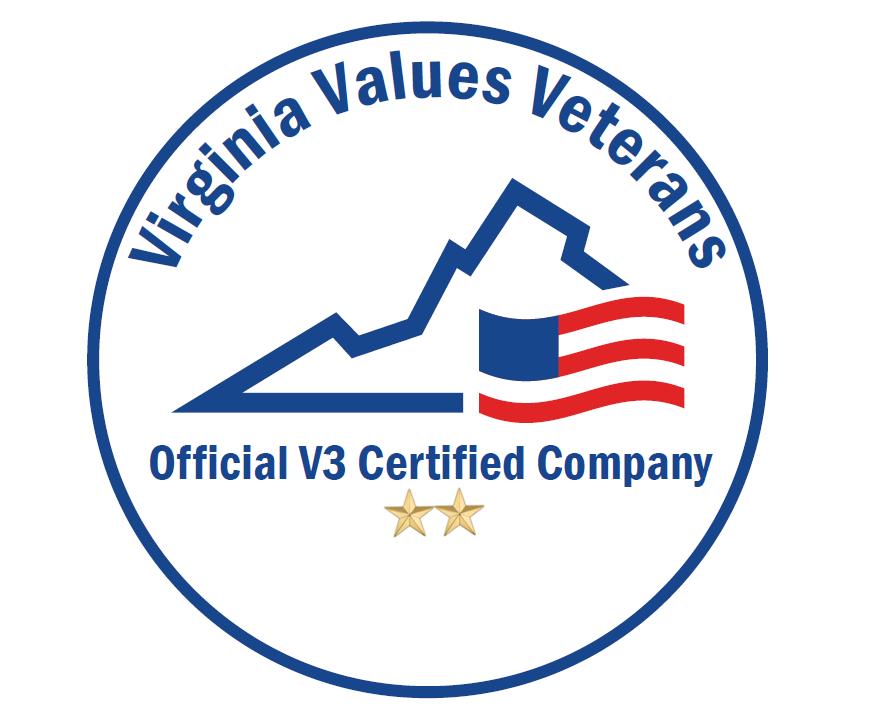 Virginia values veterans image