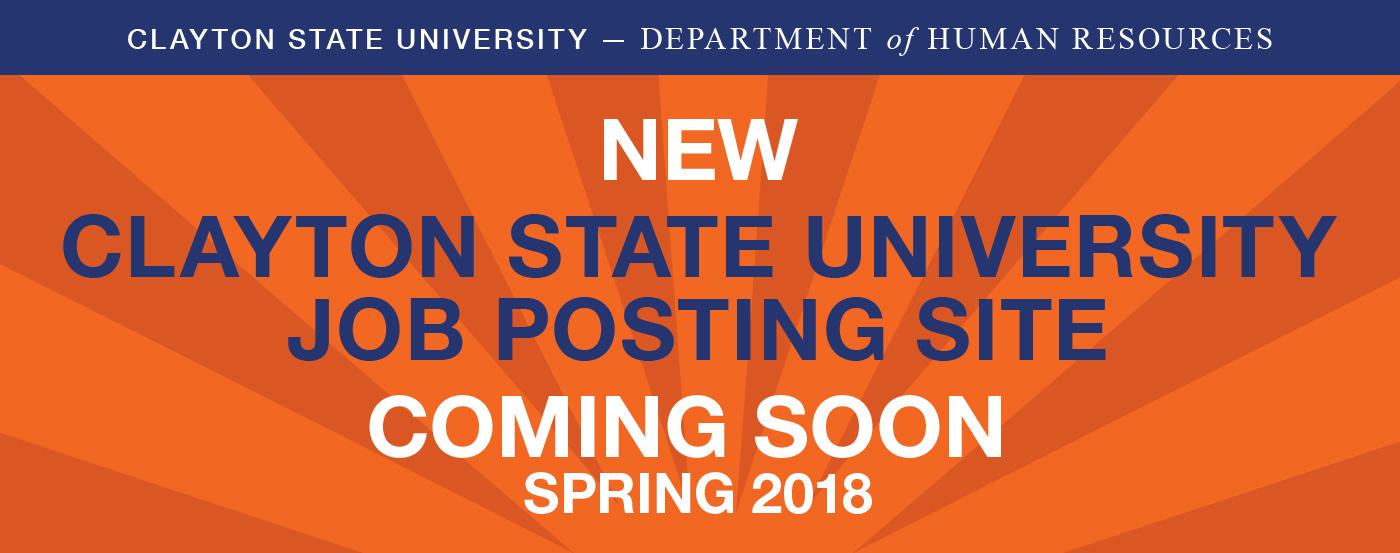 New applicant portal coming soon